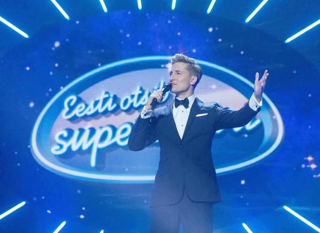 "Karl-Erik Taukar (""Eesti otsib superstaari"")"