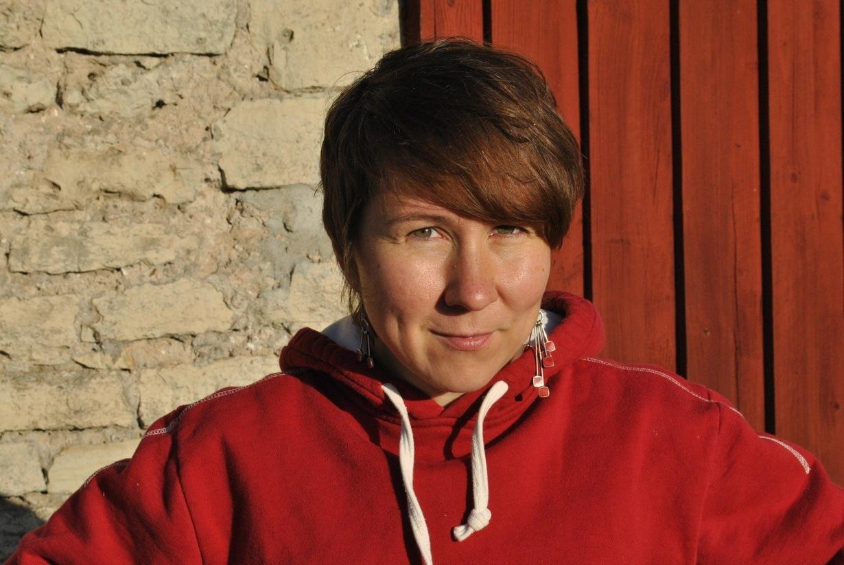"""Anne-Mari Müller (""""Eesti selgeltnägijate tuleproov"""")"""