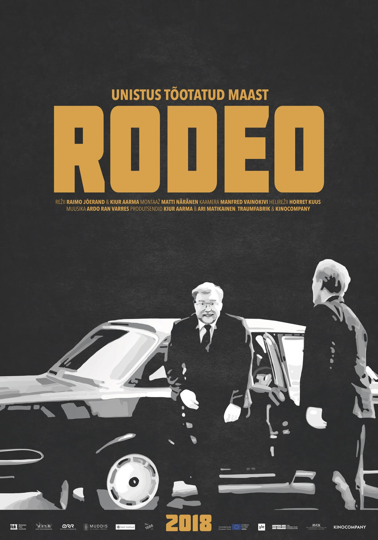 "Raimo Jõerand, Kiur Aarma, Ari Matikainen (""Rodeo"")"
