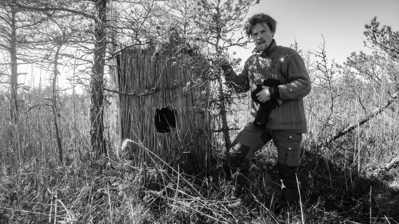 """Joosep Matjus (Taska Film, """"Fred Jüssi. Olemise ilu"""", rež. Jaan Tootsen)"""