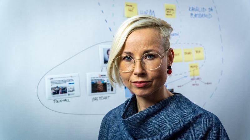 """Jalgrattaga liikumise võimalikkusest Tallinnas (""""Laser"""", Marii Karell)"""