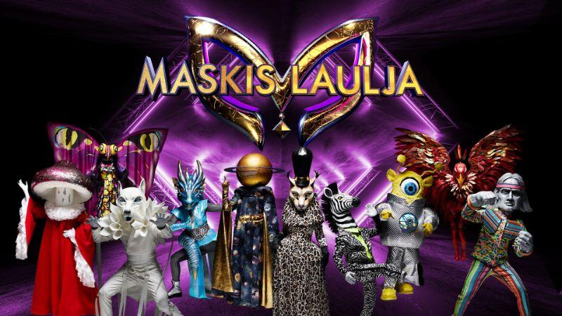 """""""Maskis laulja"""" (rež. Anna Stepanova; toim. Jaanus Noormets; prod. Kaupo Karelson (Ruut))"""