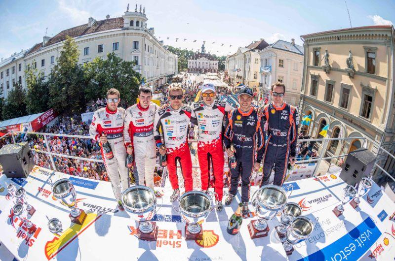 """""""Rally Estonia"""" (rež. Marek Miil; prod. Martin Korjus (Kanal 2))"""