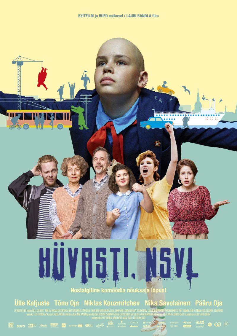 """Hüvasti, NSVL"" (Exitfilm, rež. Lauri Randla)"